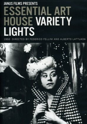 Essential Art House: Variety Lights (Criterion Collection)