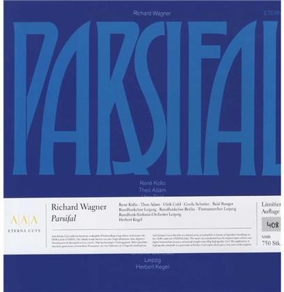 Richard Wagner (1813-1883) - Parsifal (5 LPs)