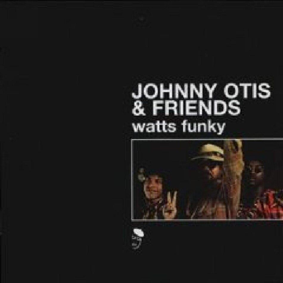 Johnny Otis - Watts Funky (2 LPs)