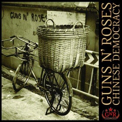 Guns N' Roses - Chinese Democracy (2 LPs)
