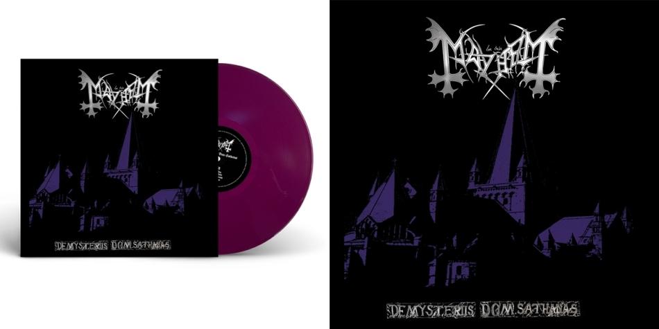 Mayhem - De Mysteriis Dom Sathanas (LP)