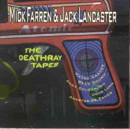 Mick Farren - Deathray Tapes
