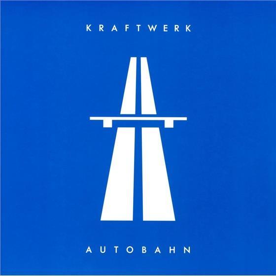 Kraftwerk - Autobahn (Remastered, LP)