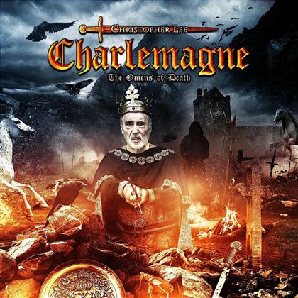 Christopher Lee - Charlemagne: The Omens (2 LPs)