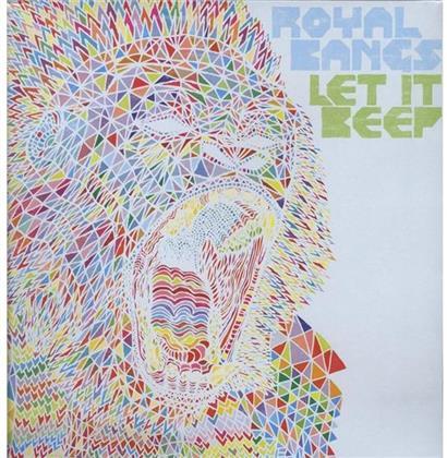 Royal Bangs - Let It Beep (LP)