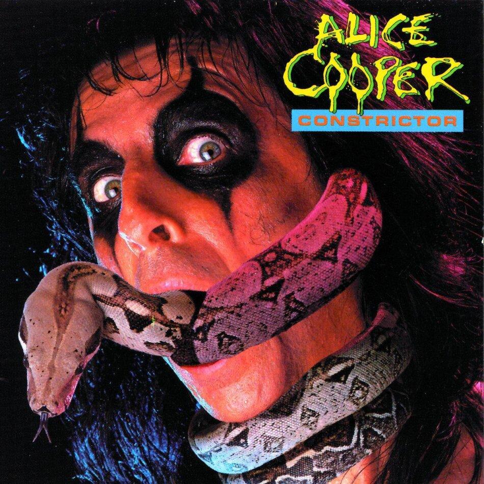 Alice Cooper - Constrictor