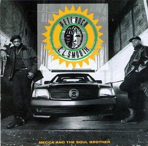 Pete Rock & C.L. Smooth - Mecca & The Soul Brother (2 LPs)