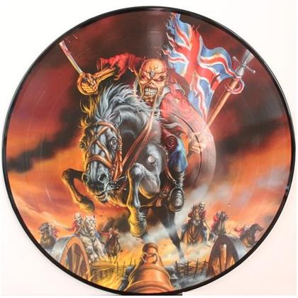 Iron Maiden - Maiden England '88 - Picture Disc (2 LPs)