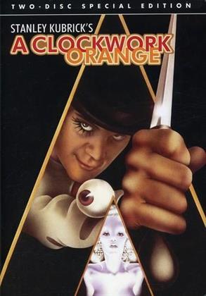 A Clockwork Orange - (Stanley Kubrick Coll. / Special Edition 2 DVD) (1971)