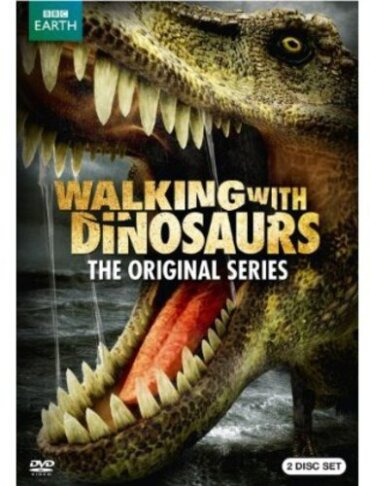 Walking with Dinosaurs (Remastered, 2 DVDs)