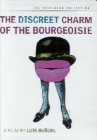 The discreet charm of the bourgeoisie (1972) (Criterion Collection, 2 DVDs)