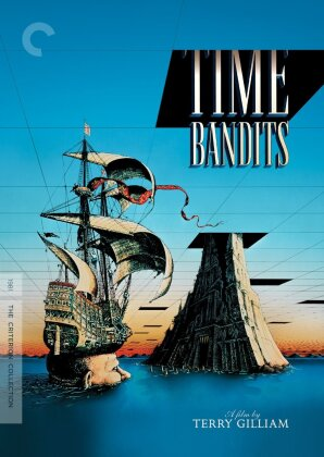 Time Bandits (1981) (Criterion Collection, 2 DVD)