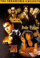 The Tarantino Collection - Jackie Brown / Pulp Fiction / From dusk till dawn (3 DVDs)