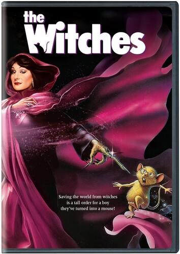 The Witches (1990) (Repackaged)