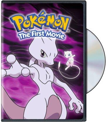 Pokémon: The Movie 1 - Mewtwo Strikes Back (1998)
