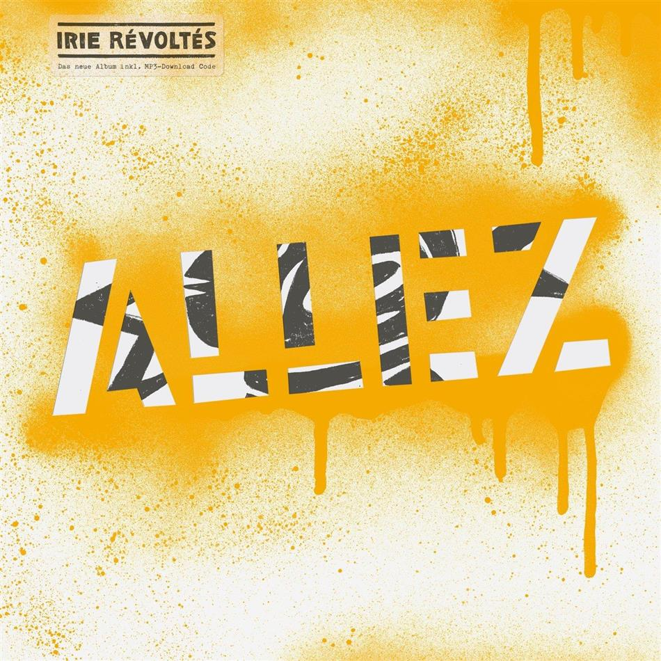 Irie Revoltes - Allez (LP)