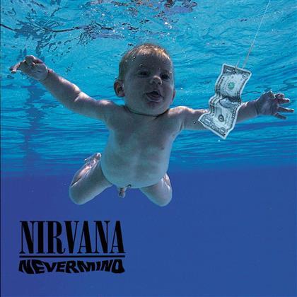 Nirvana - Nevermind - Back To Black (LP + Digital Copy)