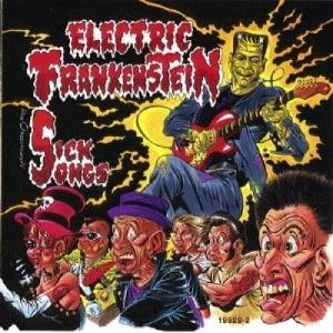 Electric Frankenstein - Sick Songs (Colored, LP)