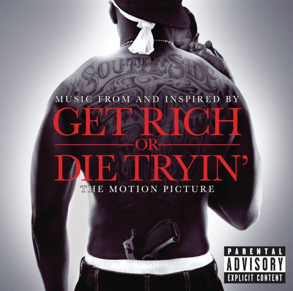 50 Cent - Get Rich Or Die Tryin - 50 Cent - OST (LP)
