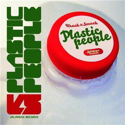 Kraak & Smaak - Plastic People (Limited, Green Vinyl, LP)