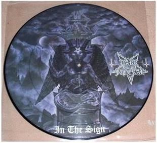 Dark Funeral - In The Sign - Picture Disc (LP)