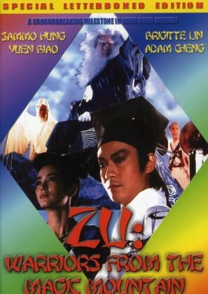Zu - Warriors of the Magic Mountain (1983) (Versione Rimasterizzata)