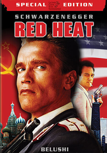 Red heat (1988) (Special Edition)