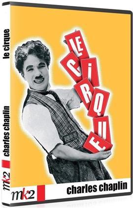 Charles Chaplin - Le cirque (1928) (MK2, s/w)