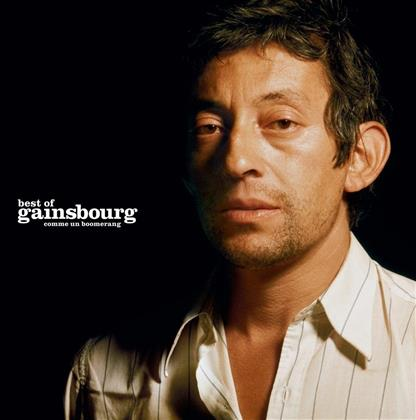 Serge Gainsbourg - Best Of - Comme Un Boomrang (2 LPs)