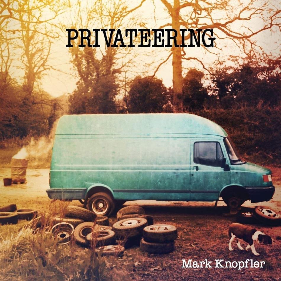 Mark Knopfler - Privateering (2 LPs)