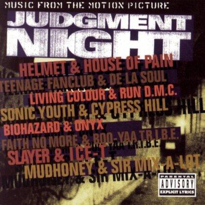 Judgment Night - OST - Music On Vinyl (LP)