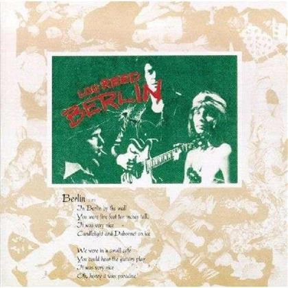 Lou Reed - Berlin - Music On Vinyl (LP)
