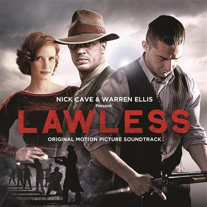 Lawless (OST), Nick Cave & Warren Ellis - OST - Music On Vinyl - Red Transparent Vinyl (LP)