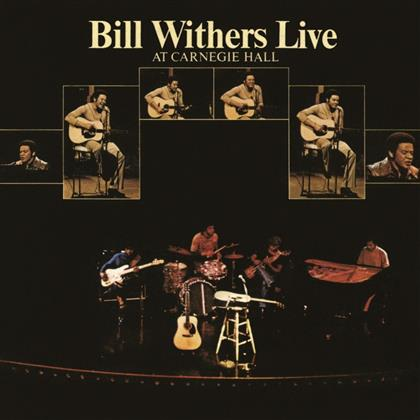 Bill Withers - Live At Carnegie Hall (2 LPs)