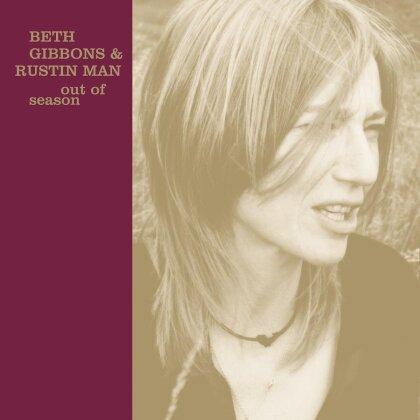Beth Gibbons (Portishead) & Rustin Man (Talk Talk) - Out Of Season - Music On Vinyl (LP)