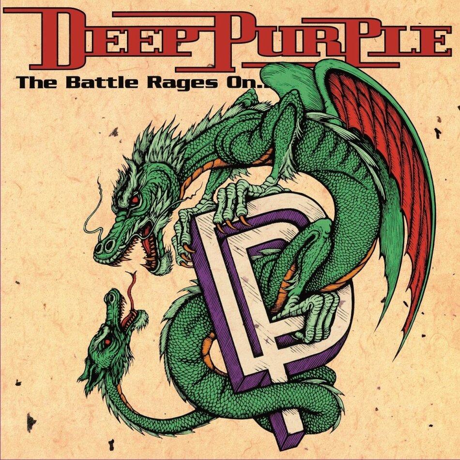 Deep Purple - Battle Rages On (LP)