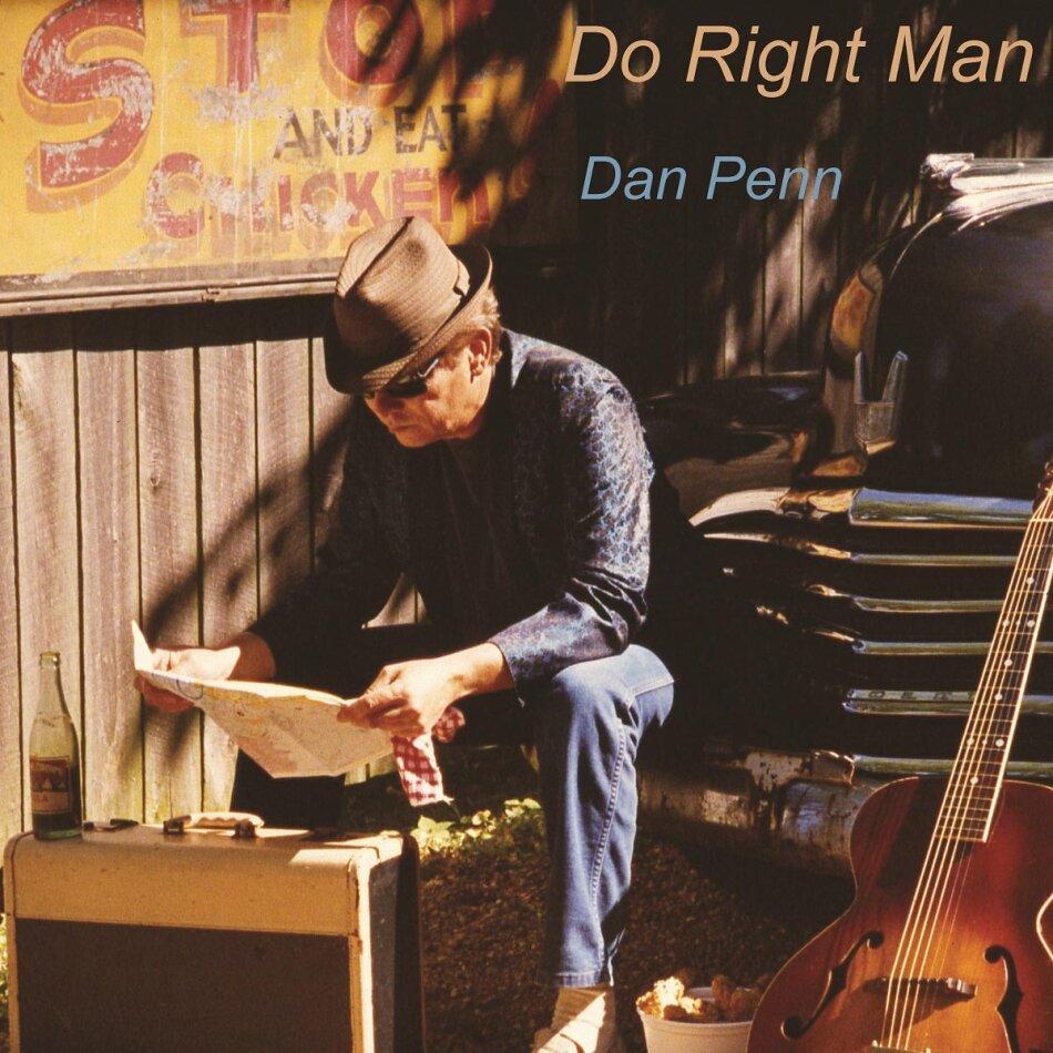 Dan Penn - Do Right Man - Music On Vinyl (LP)