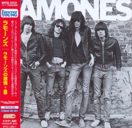 Ramones - --- - Reissue (Japan Edition)
