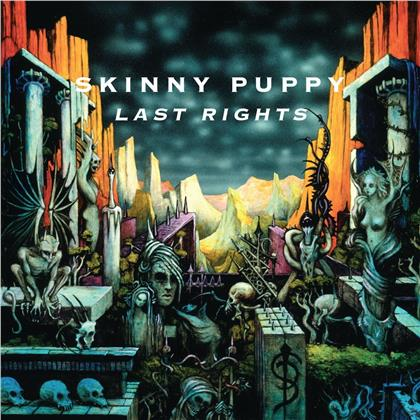 Skinny Puppy - Last Rights - 45RPM (2 LPs)