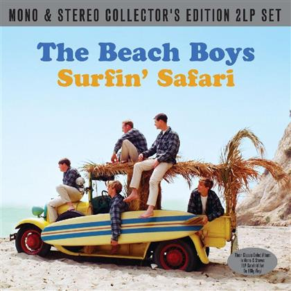 The Beach Boys - Surfin' Safari (2 LPs)