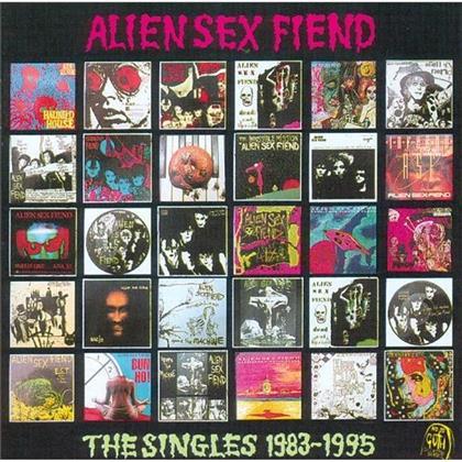 Alien Sex Fiend - Singles 83-95 (2 CDs)