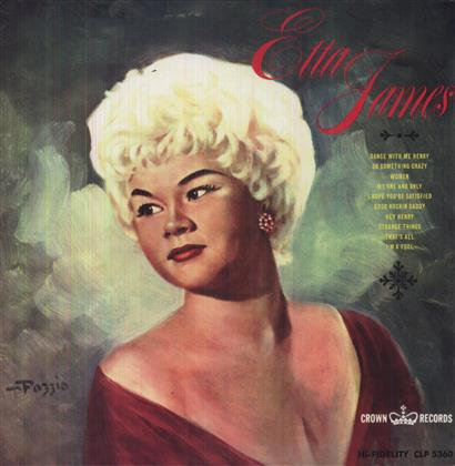 Etta James - --- (LP)
