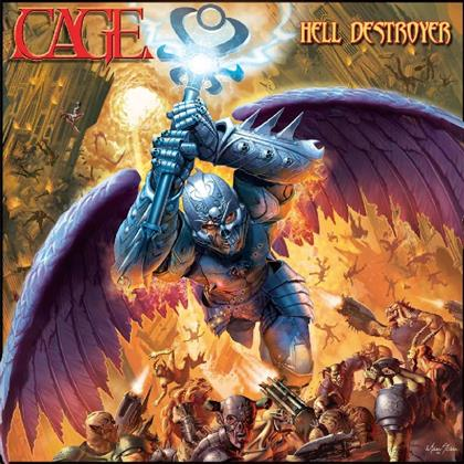 Cage - Hell Destroyer (2 LPs)