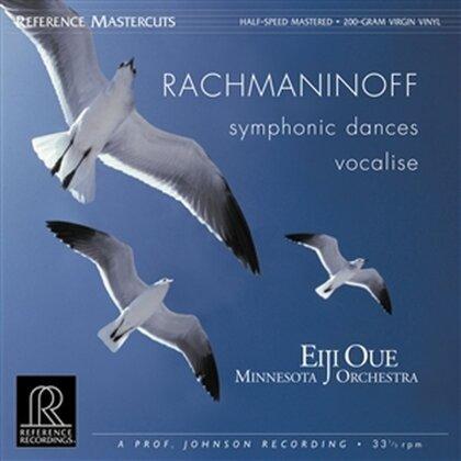 Sergej Rachmaninoff (1873-1943) - Symphonic Dances; (LP)