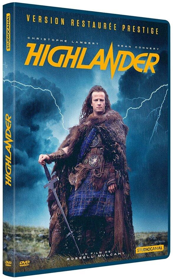 Highlander (1986) (Édition Prestige, Restaurée)