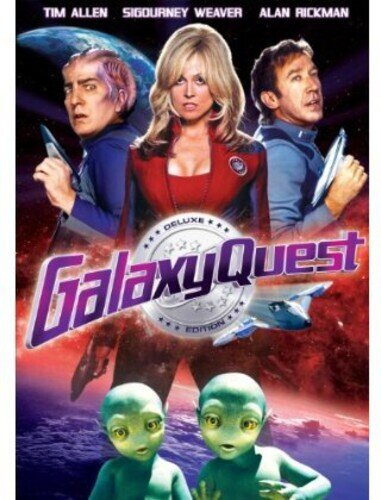 Galaxy Quest (1999) (2 DVDs)