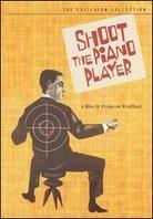 Shoot the piano player (1960) (Criterion Collection, 2 DVDs)