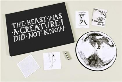 Laura Marling - A Creature I Don't Know - Picture Disc (LP + CD + DVD)
