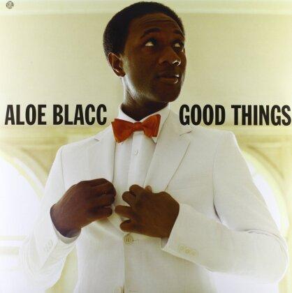 Aloe Blacc (Emanon) - Good Things - Stones Throw (2 LPs)