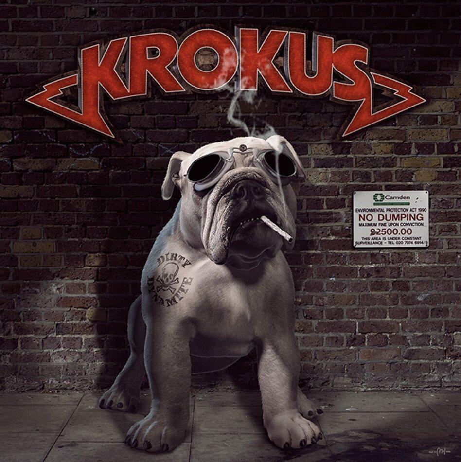 Krokus - Dirty Dynamite (2 LPs)